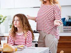 Wenn Eltern ständig gestresst sind, nützen die besten Erziehungstipps nichts