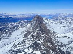 Dividing Line:    A minor mountain ridge dividing two distinct glacial valleys