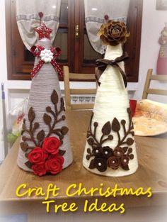 Craft Christmas Tree Ideas