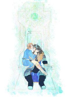 King And Hobbit by youyanwuzhu on deviantART