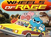 juego Gumball Wheels Of Rage