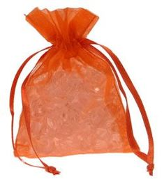 Pack of 10 top quality organza bags with pull ties. Measurements are 12cm wide x 17cm high.
