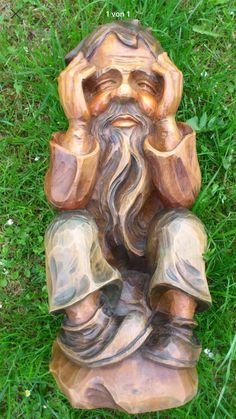 Holz Zwerg