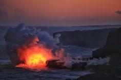 Hawaii, Big Island: Volcanos National Park. Ein Erfahrungsbericht auf http://www.worldwideweindl.com/big-island-hawaii/