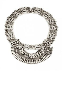 Make a statement with this chain necklace by Dannijo