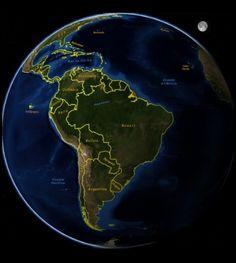 Mato Grosso do Sul - Conheça seu Estado (História e Geografia): 01 - O espaço geográfico e sua organização