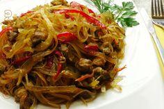 Салат Фунчоза - Рецепт от GermaCook