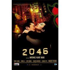 Poster 2046 - Os Segredos do Amor, disponível no site.