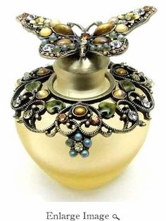 Butterfly Perfume Bottle....
