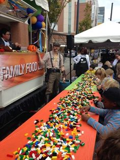"""""""Brick-or-treat"""" at LEGOLAND Discovery Center Atlanta every weekend in October!"""