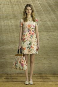 Sfilata Tory Burch New York - Pre-collezioni Primavera Estate 2014 - Vogue