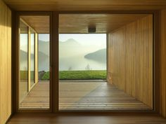 Holiday Home in Vitznau / alp Architektur Lischer Partner