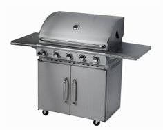 """Clean Your BBQ easily  Spray BBQ with WD40 let sit scrape Wash with mild soapy water and rinse  WD40 is a degreaser and it breaks up that burnt crud off the grill and inside I recommend after cleaning to turn on your BBQ on high to """"burn"""" off any remaining cleaners"""