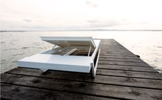 AXTHOR OUTDOOR FURNITURE | evo sun lounger