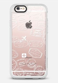 Let's travel...where to iPhone 6s case by maria kritzas | Casetify