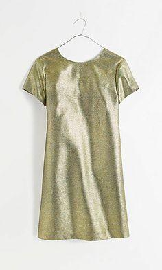 Shimmer T Shirt Dress ~