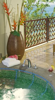 #Jetsetter Daily Moment of Zen: Arenas Del Mar Resort in Manuel Antonio National Park, #CostaRica