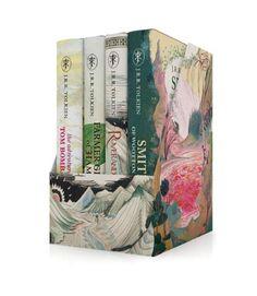The Tolkien Treasury - 9780008116644