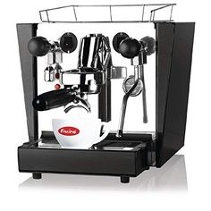 This is contemporary, compact, hand fill Fracino Cherub Coffee Machine is particularly well suited to bars, cafés and restaurants where space is restricted or plumbed water Commercial Coffee Machines, Commercial Kitchen, Espresso Coffee Machine, Coffee Maker, Professional Coffee Machine, Chef School, Electronic Control Unit, Pressure Pump, Catering Equipment