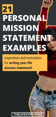 Personal mission statement examples from people who've left serious impact on the world. How to create your own personal mission statement examples. Career Success, Career Change, Career Goals, Finding Purpose In Life, Purpose Driven Life, Career Ideas, Career Advice, Mission Statement Examples, Purpose Statement