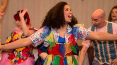 PHOTO GALLERY: The cast of Sing for America's production of 'Godspell' rehearse Monday at the Comfort Suites in Bethlehem.