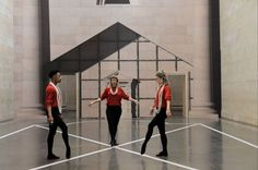 Pablo Bronstein's Historical Dances in an Antique Setting, 2016, Tate