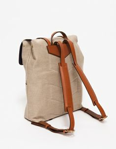 M/S Backpack in Linen - Mismo
