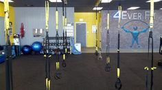 4 Ever Fit studio: TRX, Insanity Workouts, Personal Training, Shakeology, and SO much more!