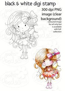 Girl themes Digital Stamp printables perfect for digital cards, digi scrap kit, digital scrapbooking, cardmaking hybrid crafting Colouring Pages, Adult Coloring Pages, Coloring Books, Whimsy Stamps, Digi Stamps, Digital Stamps Free, Digital Scrapbooking, Doodles, Copics