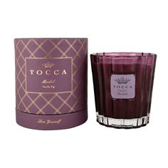 The 12 Best Fall Candles for Every Personality - For the Ski Bunny: Tocca Meribel from #InStyle