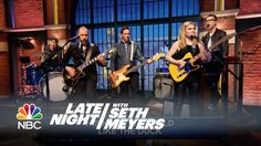 Seth Gives Donald Trump A New Campaign Song - Late Night with Seth Meyers
