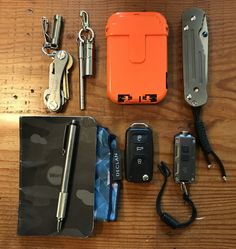 Honest Pocket EDC