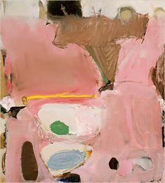 ART & ARTISTS: Richard Diebenkorn Palette.