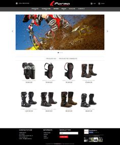 Forma Boots Romania (formaboots.ro)