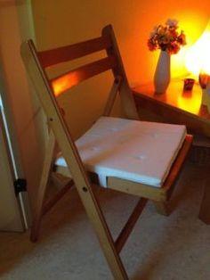 6 Holz Klappstühle In Berlin   Spandau   Stühle Gebraucht Kaufen   EBay  Kleinanzeigen