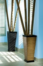 1000 images about home decor on pinterest bamboo for How to decorate bamboo sticks