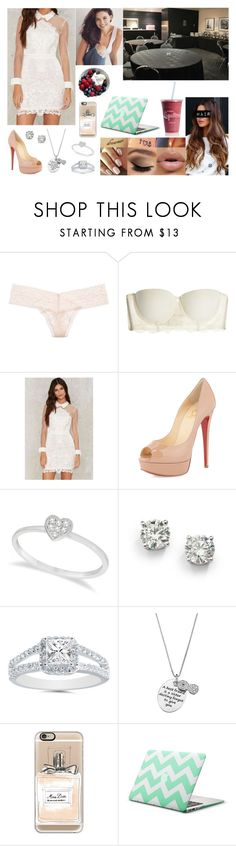 """""""Backstage at Raw"""" by samanthanicole39 ❤ liked on Polyvore featuring American Eagle Outfitters, STELLA McCARTNEY, Avery, Christian Louboutin, Allurez, Saks Fifth Avenue and Casetify"""