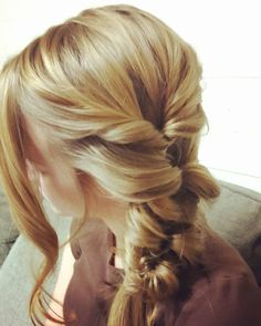 "30 Likes, 3 Comments - Willow and Heather (@thebraidedsisters) on Instagram: ""Topsy turvy boho braid @glambytoriebliss @imallaboutdahair @bioionicla #bioboho #bohohairstyle…"""