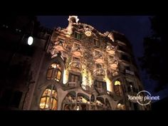 ▶ Barcelona city guide - Lonely Planet travel video - YouTube
