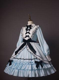 98989459305a Lolita Dress; Classic Lolita; Dress;Mysterious Lolita; Sweet Lolita;  Elegant Gothic