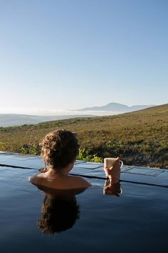 A romantic mountain lodge in the tranquil mountains of the Overberg, South Africa South Africa, Cabin, Mountains, Gallery, Places, Nature, Travel, Naturaleza, Viajes