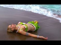 The Sirens :: Sensual Belly Dance music video :: Neon & Tanna Valentine
