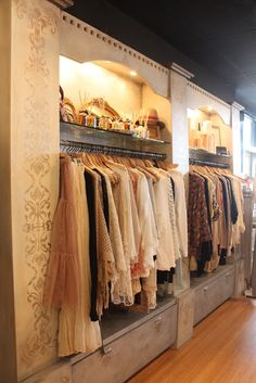 Hepburn, a local clothing and home accessories boutique in downtown Kirkland Washington.