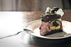 Szilvagombóc torta recept. Az Ország Tortája 2010-ben.
