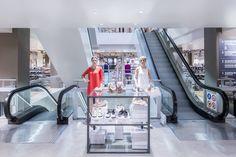 Schuh Schmid, Augsburg (Germany) #fashion #shoes #retail #lighting #augsburg #beleuchtung #licht