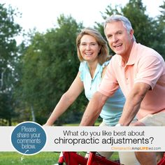 Time to share - what's your favorite part about chiropractic? njchiropractors.com