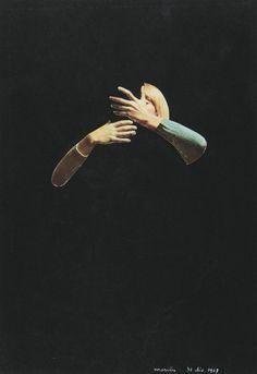 Marcel Mariën, L'Oubli d'être en Vie, 1967