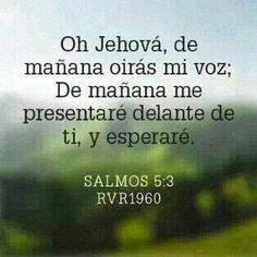 Salmo 5:3