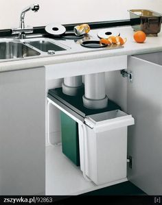 recycling and compost to cans below counters! Otwory na odpadki przy Countertop recycling and compost to cans below counters! Otwory na odpadki przy . -Countertop recycling and compost to cans below counters! Otwory na odpadki przy . Kitchen Furniture, Diy Kitchen Storage, Kitchen Room, Kitchen Remodel, Interior Design Kitchen, Interior Design Kitchen Small, Home Kitchens, Diy Kitchen, Kitchen Design