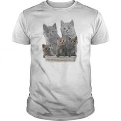 three little British Shorthair Cats kitten TShirts Unisex Tie Dye TShirt T-Shirts, Hoodies ==►► Click Order This Shirt NOW!